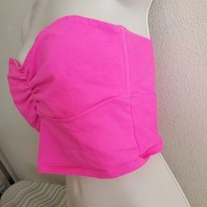 PINK Victoria's Secret Intimates & Sleepwear - Pink Victoria's Secret LongLine Tube Bandeau